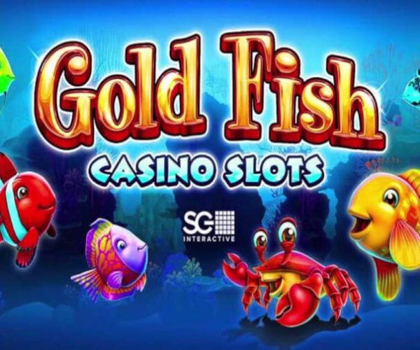 สล็อต Gold Fish เกมสล็อตออนไลน์ ผสมผสานแนวปะการังสีสันสดใส ปั่น Slot แตกแจกจริง