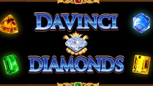 สล็อตหรูหรา รู้จักกับเกมสล็อตในเกม Da Vinci Diamonds