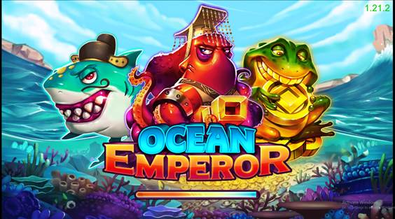 เกมยิงปลา จักรพรรดิแห่งมหาสมุทร เกม คาสิโนออนไลน์ ที่ใครก็ประทับใจ!!