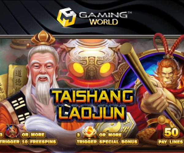 TaiShang Laojun อีกหนึ่งเกมสล็อตที่สร้างความสนุกและเพลิดเพลินกับการทำเงิน