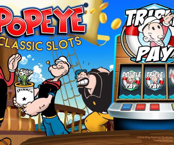 เกม คาสิโนออนไลน์ สุดฮิต ต้องนี่เลย สล็อต POPEYE ยักษ์ตาเดียวมอบโชค!!