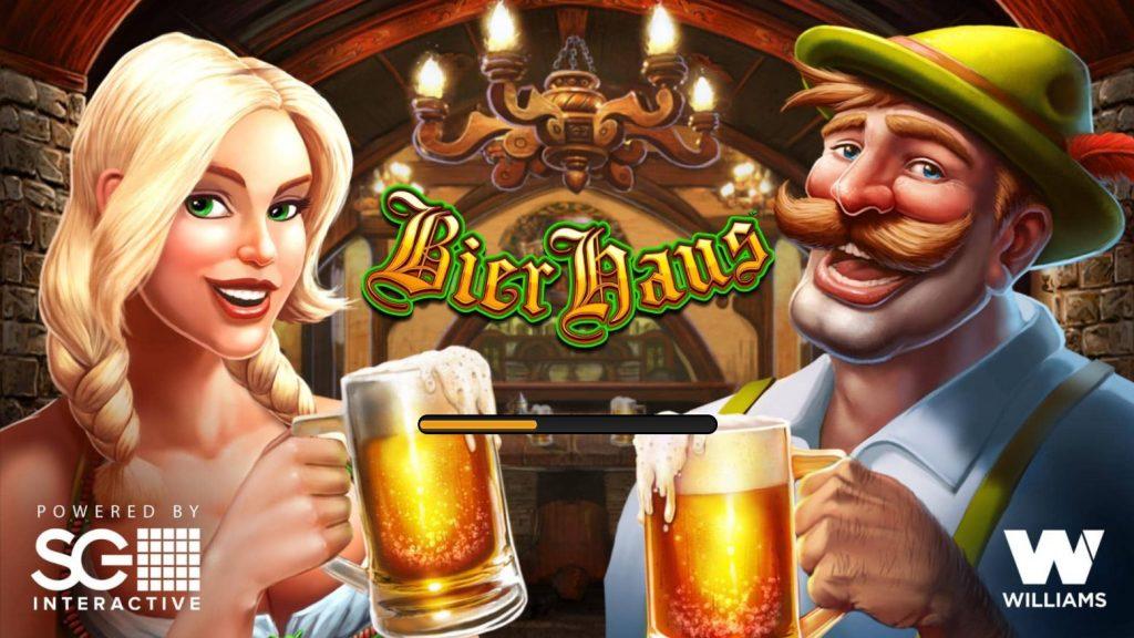 สนุกกับเกมสล็อตมันส์ ๆ  Bier Haus เทศกาลเบียร์ลุ้นรางวัล